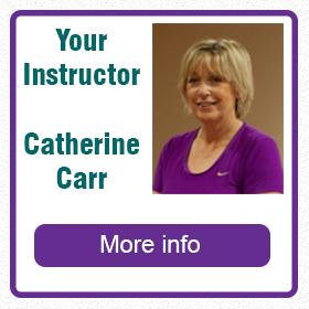 Catherine Carr Yoga Teacher