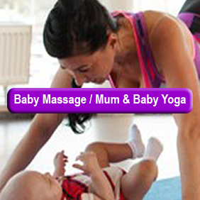 Baby Massage and Mum and Baby Yoga Classes Ashbourne Meath